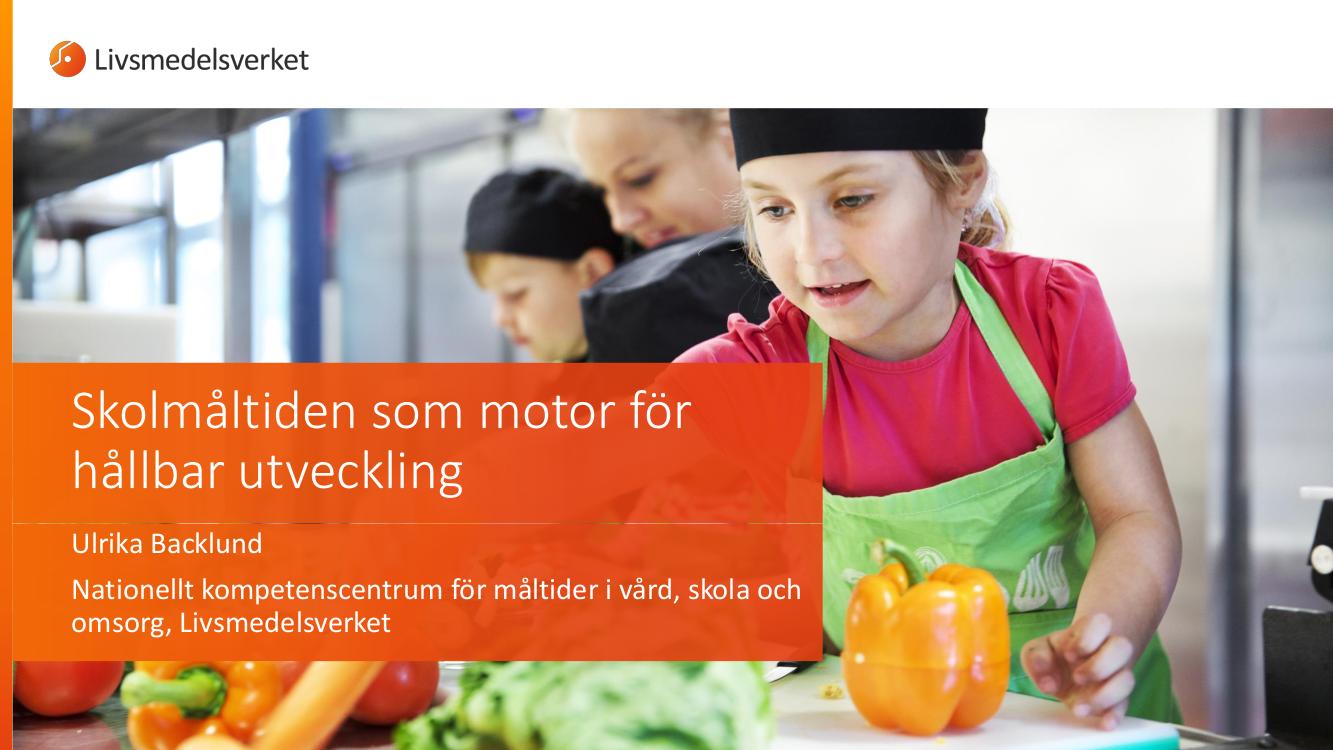 Presentation av Ulrika Backlund