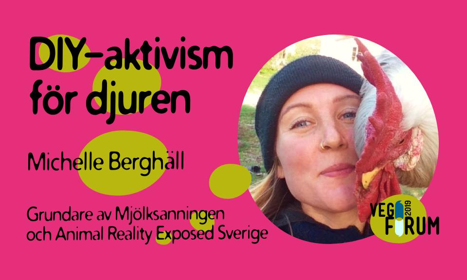 Michelle Berghäll