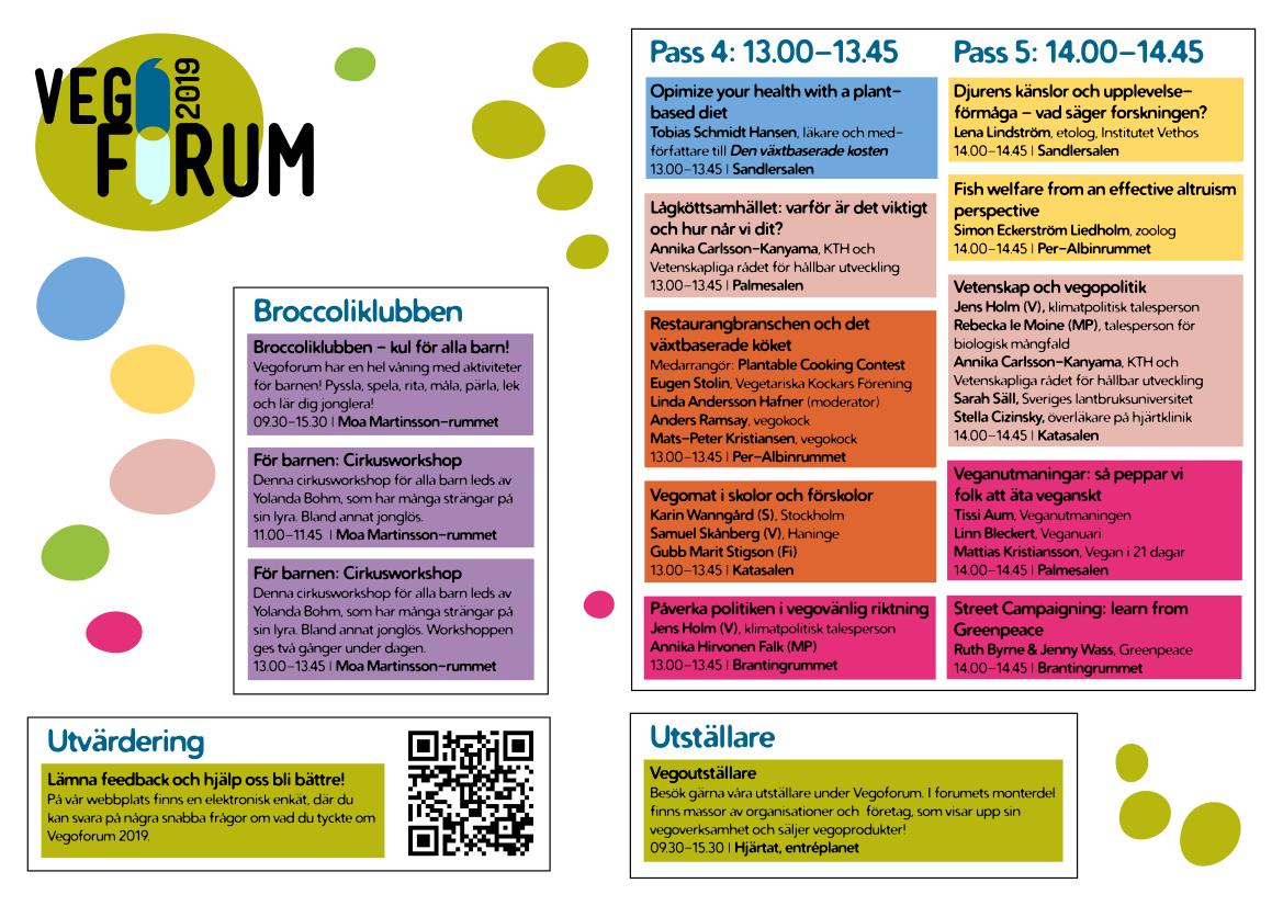 Program, sida 2